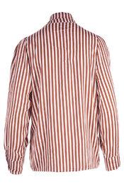 Blouse van het merk Garde-robe in het Bruin