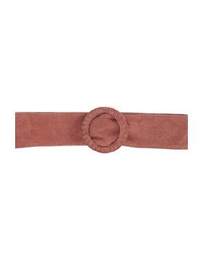 Riemen van het merk Rinascimento in het Oud roze