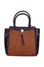 Handtassen van het merk Garde-robe in het Zwart-bruin