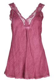 Garde-robe - Top - Bordeaux