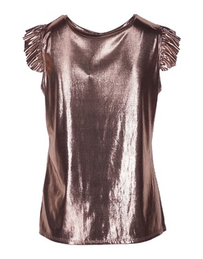 Top van het merk Garde-robe in het Goud