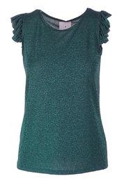 Top van het merk Garde-robe in het Donker groen