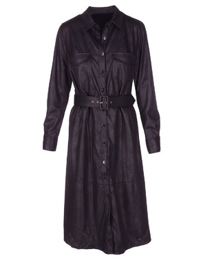 Lang Kleed van het merk Senso in het Zwart