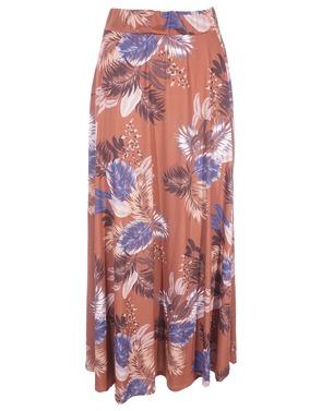Lange Rok van het merk Garde-robe in het Camel