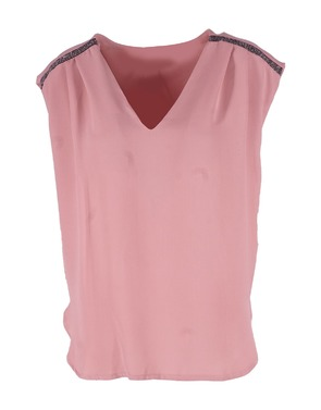 Top van het merk Amelie-amelie in het Oud roze
