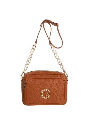 Handtassen van het merk Caroline Biss in het Camel