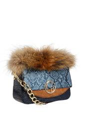 Handtassen van het merk Caroline Biss in het Blauw