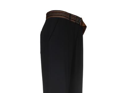 Lange Broek van het merk Caroline Biss in het Zwart