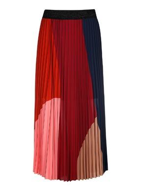 Lange Rok van het merk Caroline Biss in het Blauw-roze