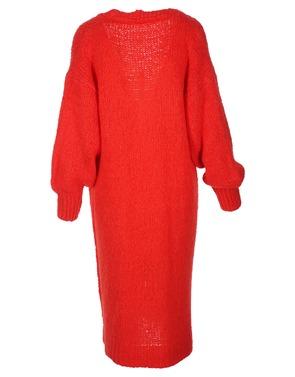 Gilet van het merk Garde-robe in het Rood