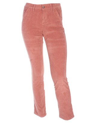 Lange Broek van het merk Garde-robe in het Oud roze