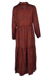 Lang Kleed van het merk Garde-robe in het Bruin
