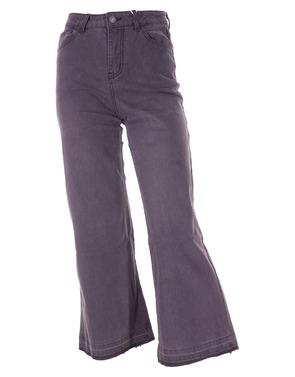 Lange Broek van het merk Garde-robe in het Donker grijs