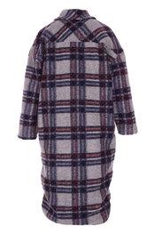 Jas van het merk Garde-robe in het Blauw-grijs