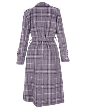Mantel van het merk Garde-robe in het Grijs