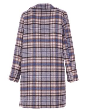 Mantel van het merk Garde-robe in het Blauw