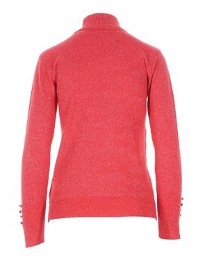 Pull van het merk Garde-robe in het Rood