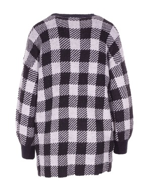 Pull van het merk Garde-robe in het Zwart-grijs
