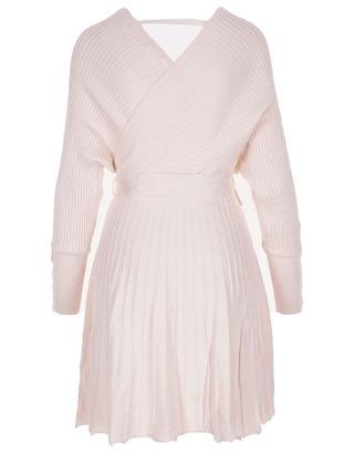 Halflang Kleedje van het merk Garde-robe in het Beige