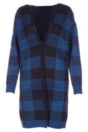 Gilet van het merk Garde-robe in het Zwart-blauw