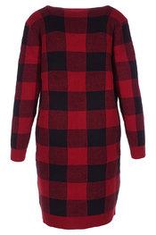 Gilet van het merk Garde-robe in het Zwart-rood