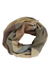 Sjaals van het merk Garde-robe in het Camel