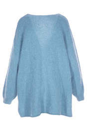 Gilet van het merk Garde-robe in het Blauw
