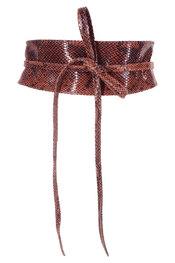 Garde-robe - Riemen - Bruin