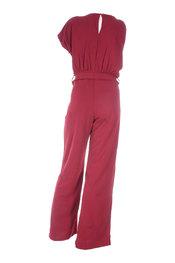 Jumpsuit van het merk Garde-robe in het Bordeaux