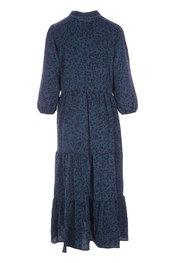 Garde-robe - Lang kleed - Donker groen