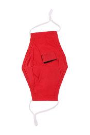 MONDMASKER van het merk Garde-robe in het Rood