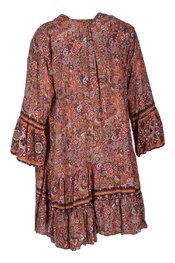 Halflang Kleedje van het merk Garde-robe in het Oranje