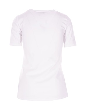 Garde-robe - T-shirt - Zwart-wit
