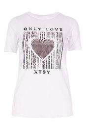 T-shirten van het merk Garde-robe in het Zwart-wit