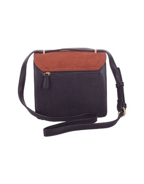 Garde-robe - Handtassen - Zwart-bruin