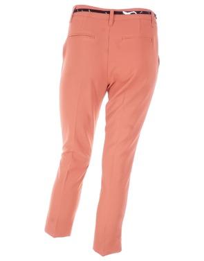 Lange Broek van het merk Rinascimento in het Donker oranje