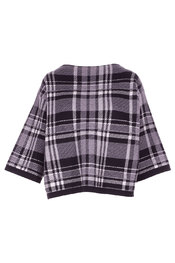 Garde-robe - Pull - Zwart-grijs