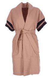 Garde-robe - Topjes - Camel