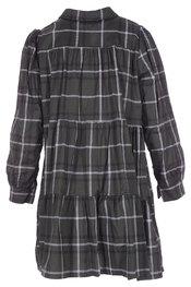 Garde-robe - Halflang Kleedje - Donker groen