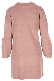 Halflang Kleedje van het merk Garde-robe in het Camel