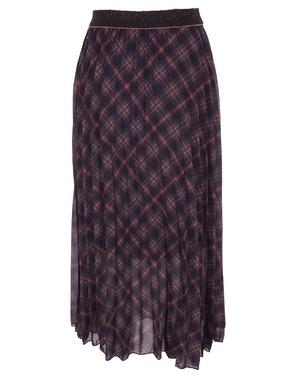 Garde-robe - Lange Rok - Donker grijs