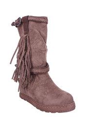 Korte Laarzen van het merk Garde-robe in het Bruin