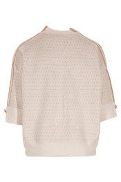 Pull van het merk Garde-robe in het Ecru