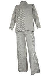 Garde-robe - Homewear - Zwart-grijs