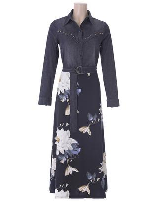 K-design - Kleedjes - Zwart-grijs