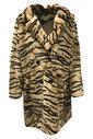 Mantel van het merk Garde-robe in het Camel