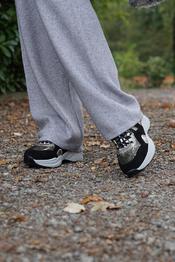 Sneakers van het merk Garde-robe in het Zwart-grijs