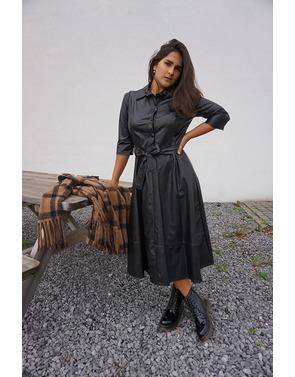 Rinascimento - Lang kleed - Zwart