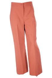 Amelie-amelie - Broeken - Donker oranje
