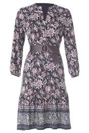 K-design - Kleedjes - Zwart-roze